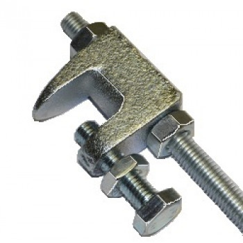M10 BTS Flange Clamp