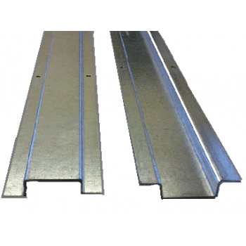 16mm Galvanised Cable Protectors Sheathing