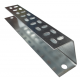 300mm Stand Off Brackets (HDG) Pack of 5