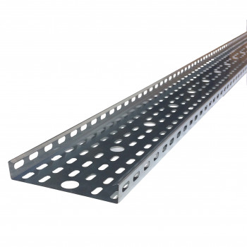 100mm Premier Medium Duty Cable Tray X 3 Meter
