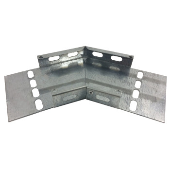 45 Degree Bend for 225mm Premier Tray (HDG)
