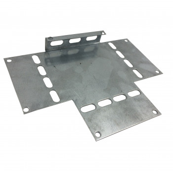 Flat Tee Bend for 75mm Premier Tray (PG)