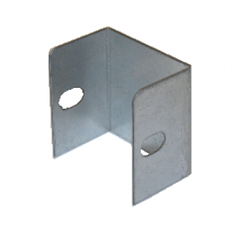 50mm Cable Trunking End Cap.