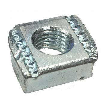 M16 Plain Channel Nuts Hot Dipped Galvanised