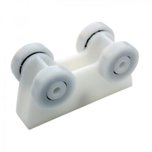 Unistrut Double Wheel Trolley Assembly