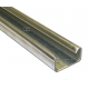 21mm Plain Channel - A4 Stainless x 1 Metre