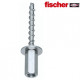 Fischer M8/M10 Threaded Female Concrete Screw