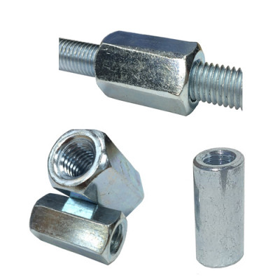 Threaded Rod Connectors and Reducers