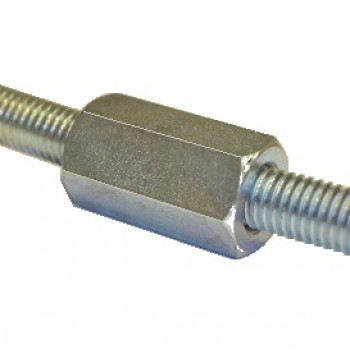 M6 Threaded Rod Connector x 1 (A4 Stainless)