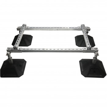 Strut Pro 1000 - Adjustable Leg Framework - 1000mm x 1200mm