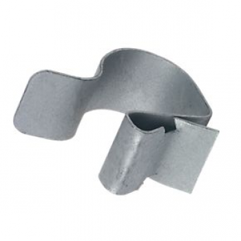 10mm Cable Clips / 2-4mm Flange - Pack Of 25