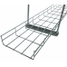 600mm Cable Basket Double Tier Trapeze Bracket