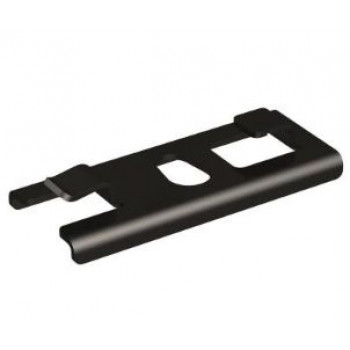 Click Central Hanging Plate - Black C8