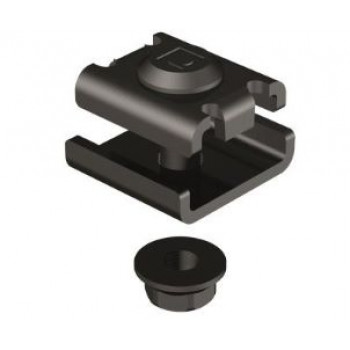 Reinforced Joint Clamp - C8 Black