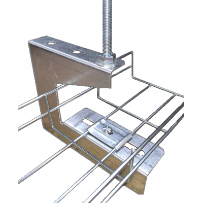Cable Basket G Hanger Overhead Support Brackets
