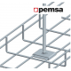 M8 / M10 -  Central Hanging Plate - A4 Stainless