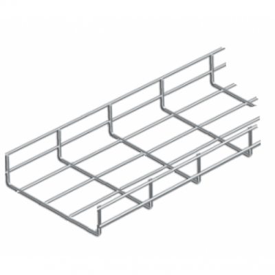 Stainless Steel Basket Tray (60mm Depth)