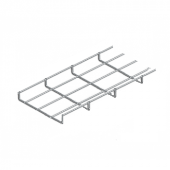 100 x 35mm Cable Basket Tray x 3 Meter