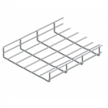 450mm Cable Basket Tray x 3 Metre (HDG)