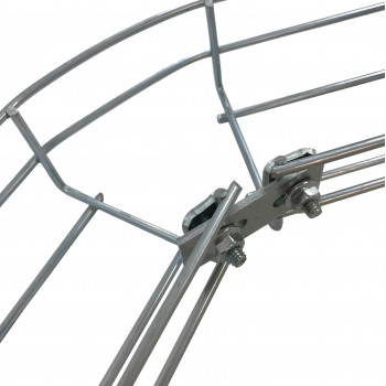 Reinforced Double Joint Clamp