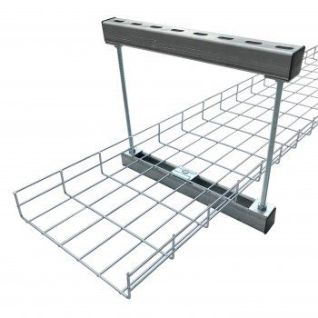 300mm Cable Basket Trapeze Support Bracket (HDG)