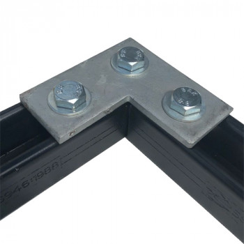 90 Degree Flat Plate - Type (P1036)