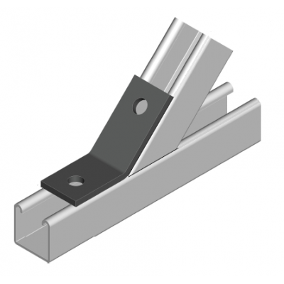 Unistrut Type l Angle And Wing Brackets