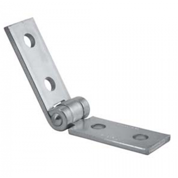 Channel Hinge P1354 Adjustable Stainless Steel