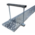 600mm Cable Tray Trapeze Support Bracket (HDG)