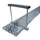 600mm Cable Tray / Ladder Trapeze Bracket (HDG)