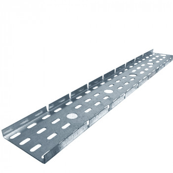 100mm Variable Riser for Light Duty Premier Cable Tray (PG)