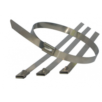 360mm Cable Ties x 100 (A4 Stainless)