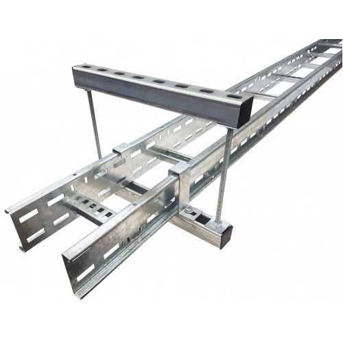 450mm Cable Tray Ladder Trapeze Support Bracket