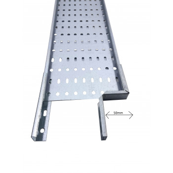 50mm Premier Cable Tray Reducing Angle (PG)