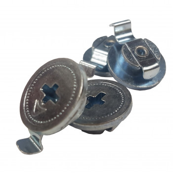 Premier Trunking Lock Nut - 50mm Trunking
