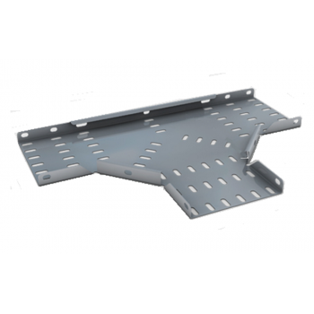 Flat Tee Bend for 150mm Medium Duty Tray - (HDG)