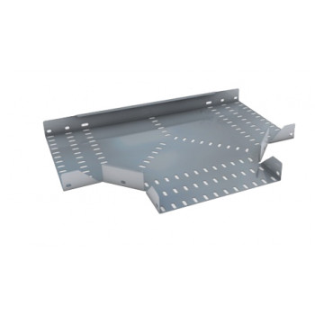 Flat Tee Bend for 450mm Metsec Medium Duty Tray - (HDG)