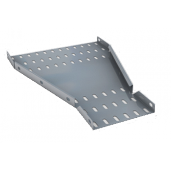100mm - 75mm Cable Tray Reducer - (HDG)