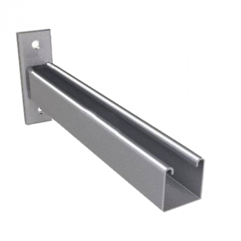 450mm Cantilever Arms - A4 Stainless