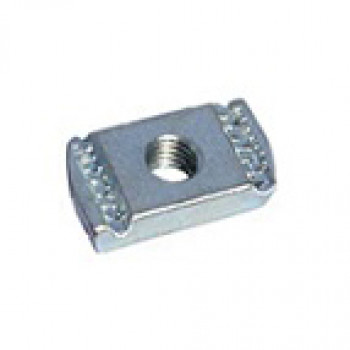 M12 Plain Channel Nuts - Box of 100