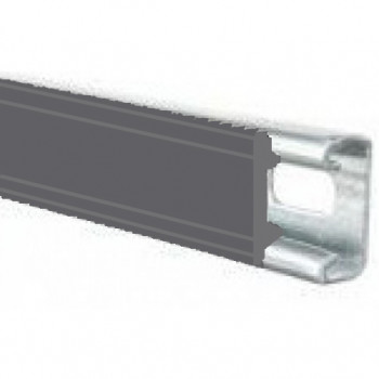 Pre-Galvanised Channel Closure Strip - (3 Meter)