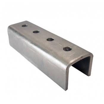 External Coupler for 41x41mm Channel (HDG)