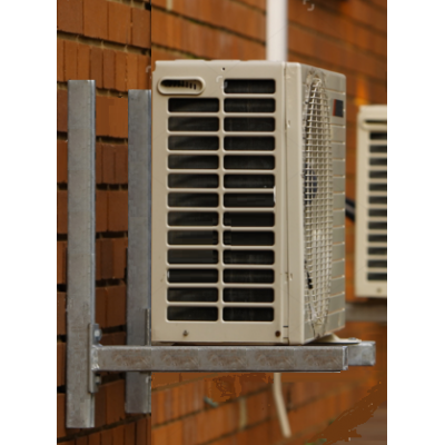 Condenser Unit Wall Bracket Kit