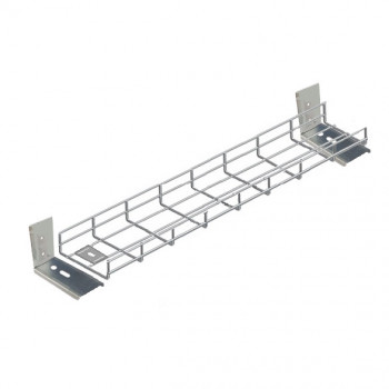 1400mm Under Desk Cable Tidy Tray