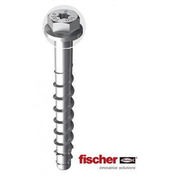 FBS II Ultracut 12 x 130mm Concrete Screw (Box of 20)