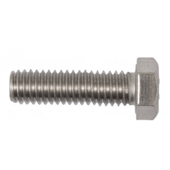 M10x35mm Hex Set Screws  x 10 - (A4 Stainless)