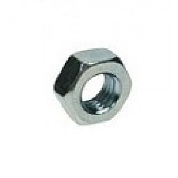 M8 Hex Head Nuts - (BZP) x 100