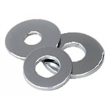 M10 x 20mm Form E Round Washers x 100 (HDG)