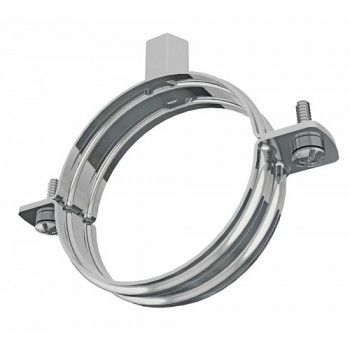 115-123mm Premier Unlined Pipe Clamps