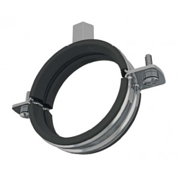 48-53mm Premier Rubber Lined Pipe Clamps